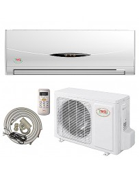 18000 BTU YMGI Ductless Mini Split Air Conditioner Heat Pump 208-230V 13 SEER with 25 Ft  Kit