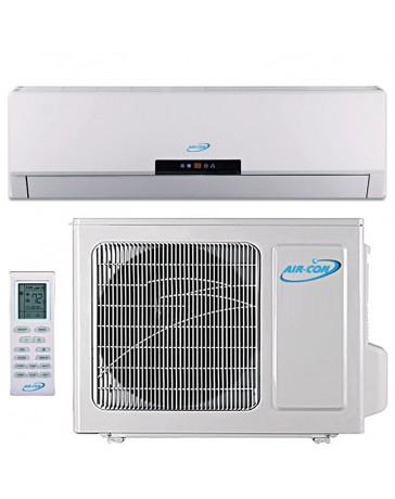 36000 BTU Air-Con Ductless Mini Split Air Conditioner Heat Pump 208-230V 18 SEER DC Inverter
