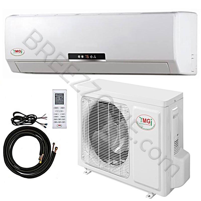 30000 Btu Ymgi Ductless Mini Split Air Conditioner Heat