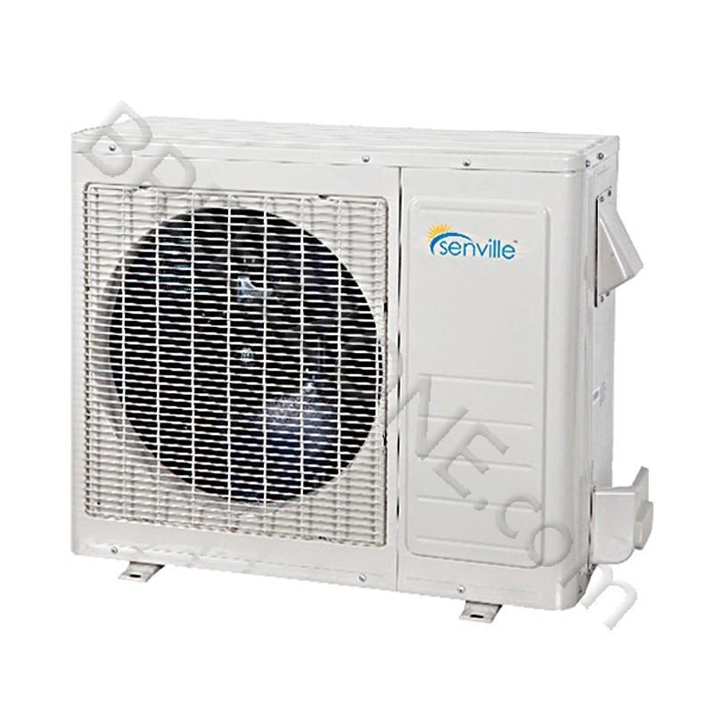 9000 BTU Senville Ductless Mini Split Air Conditioner Heat ...