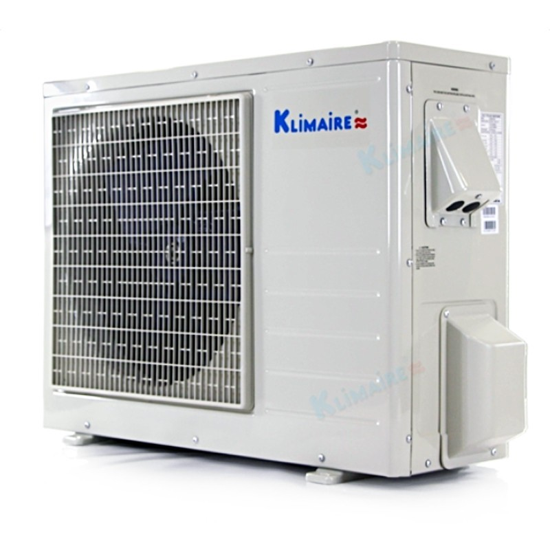 9000 Btu Klimaire Ductless Mini Split Air Conditioner Heat