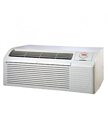 9,000 BTU YMGI PTHP Packaged Terminal Air Conditioner Heat Pump with 3kW Heater
