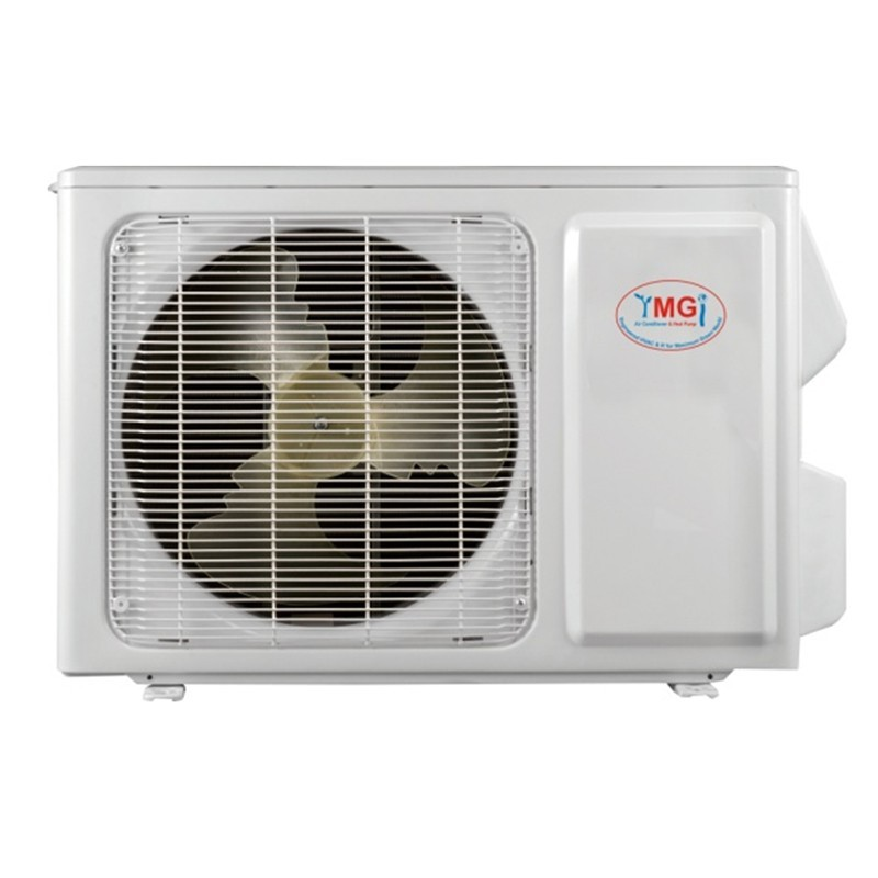 24000 btu ymgi ductless mini split air conditioner heat pump 208 230v 16 seer dc inverter with kit. Black Bedroom Furniture Sets. Home Design Ideas