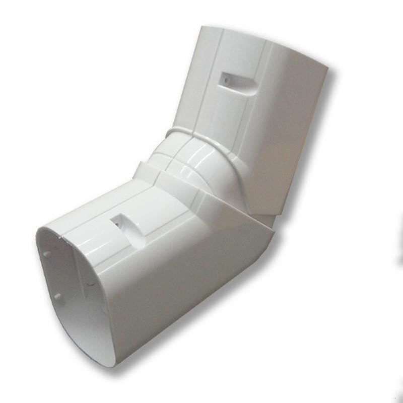 4 Quot 14 Ft Line Set Cover Kit For Split Air Conditioner