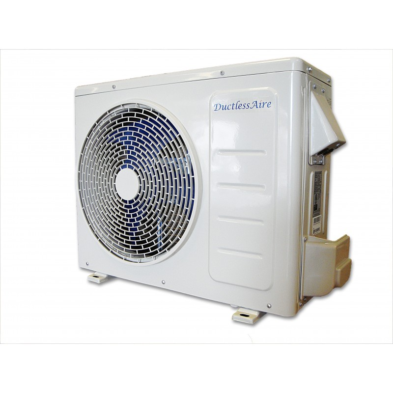 12000 btu ductlessaire ductless mini split air conditioner for Ductless ac