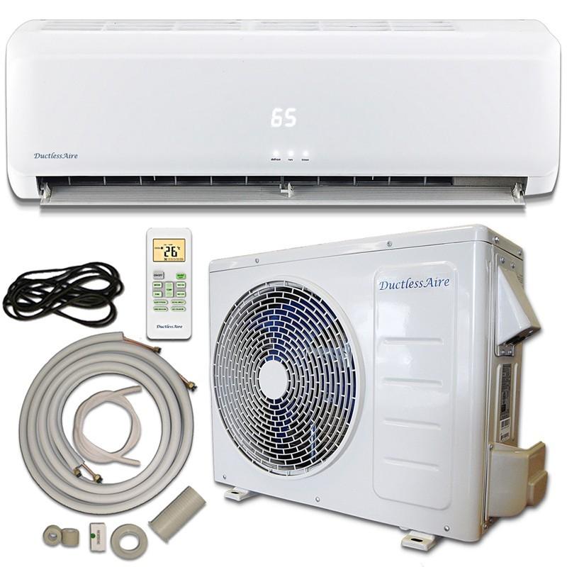 Diagram 18000 Btu Mini Split Air Conditioner Dual Zone Ductless Ac