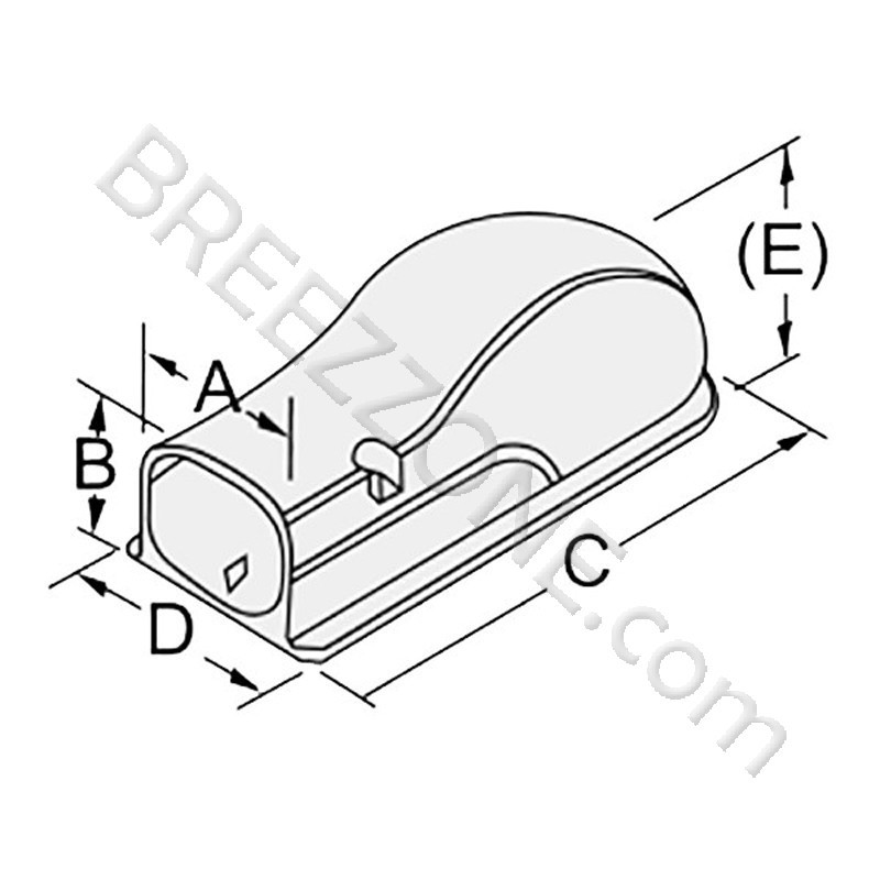 3 u0026quot  wall cover line set cover for split air conditioner  u0026 heat pump systems