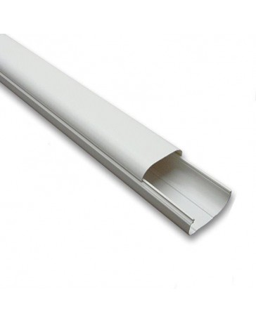 """3"""" 13 Ft Tube 2 x 78""""Line Set Cover For Split Air Conditioner & Heat Pump Systems"""