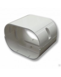 """4"""" Coupler Line Set Cover For Split Air Conditioner & Heat Pump Systems"""