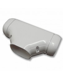 "3"" T-Joint Line Set Cover For Split Air Conditioner & Heat Pump Systems"
