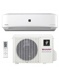 9000 BTU Sharp Ductless Mini Split Air Conditioner Heat Pump 208-230V 22 SEER DC Inverter