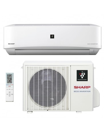 18000 BTU Sharp Ductless Mini Split Air Conditioner Heat Pump 208-230V 21 SEER DC Inverter