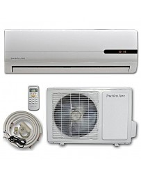 18000 BTU DuctlessAire Ductless Mini Split Air Conditioner Heat Pump 208-230V 13 SEER with 23 Ft  Kit
