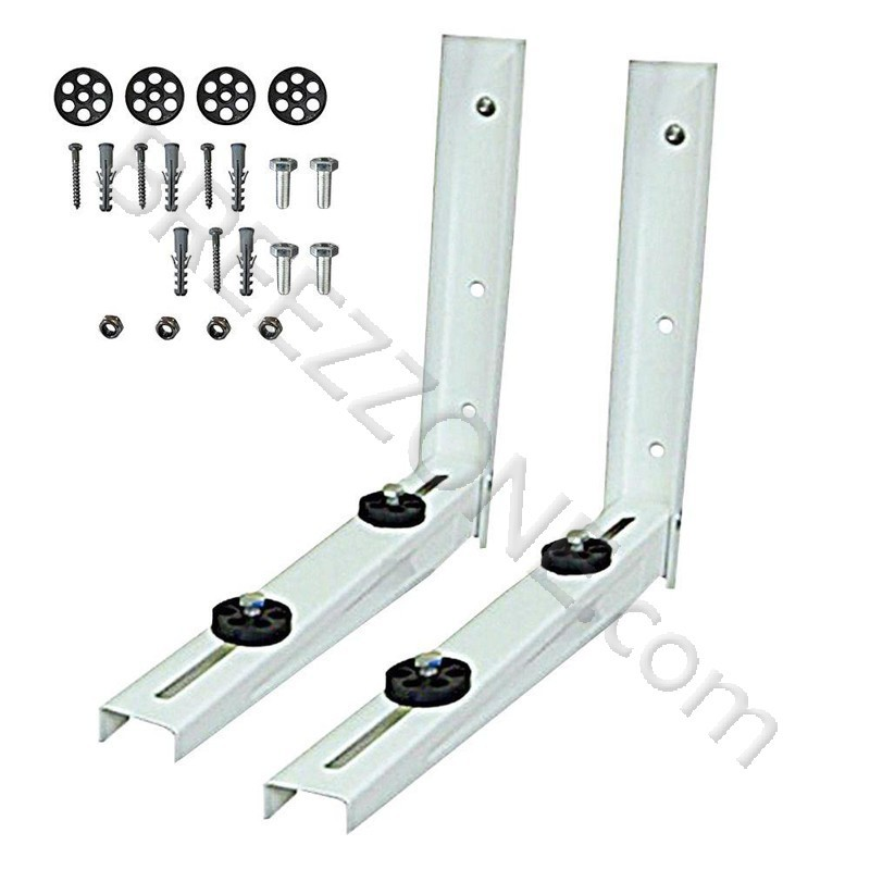 9000 12000 Btu Outdoor Wall Mounting Bracket For