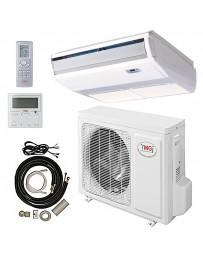 18000 BTU YMGI Ceiling Floor Mini Split Air Conditioner Heat Pump 208-230V 18 SEER DC Inverter with Kit