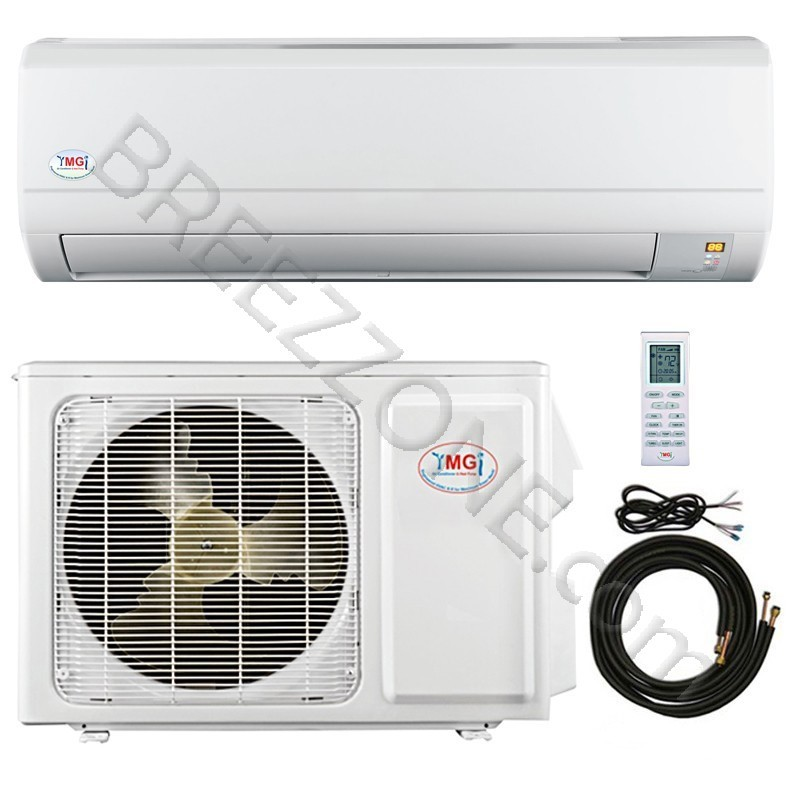 24000 Btu Ymgi Ductless Mini Split Air Conditioner Heat