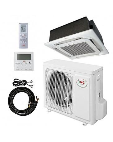 18000 Btu Ymgi Ceiling Cassette Mini Split Air Conditioner