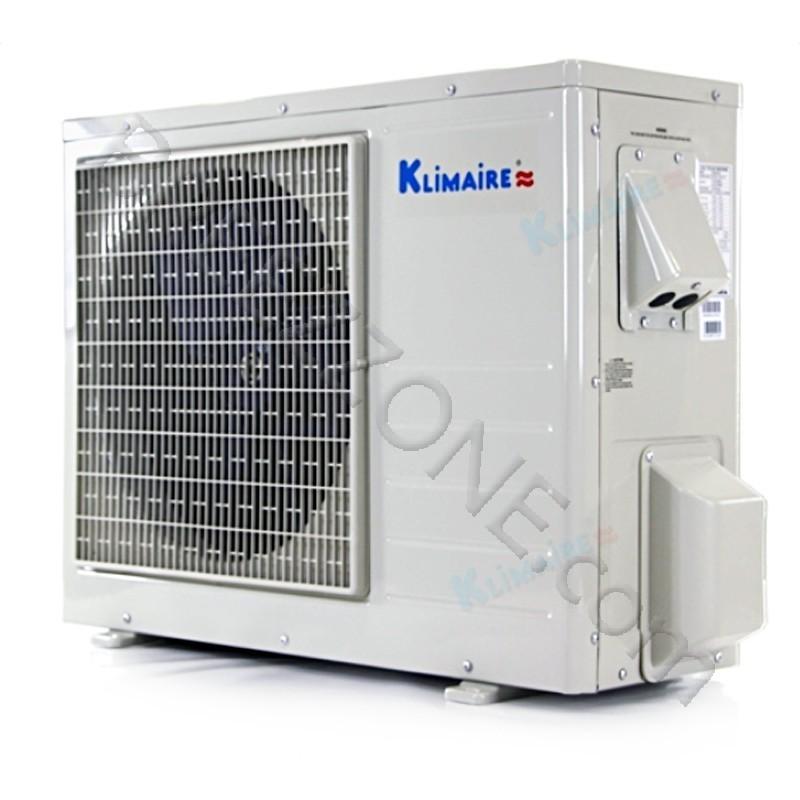 9000 Btu Klimaire Ductless Mini Split Air Conditioner Heat