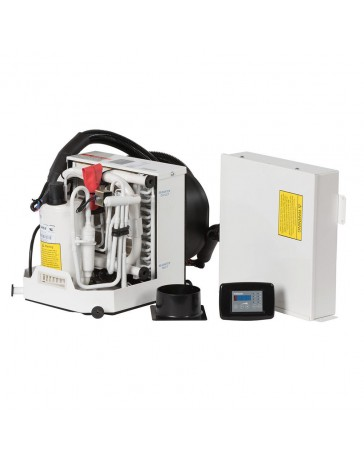 10,000 BTU Webasto Marine Air Conditioner with Heat Self-Contained Platinum 115V