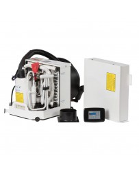 12,000 BTU Webasto Marine Air Conditioner with Heat Self-Contained Platinum 115V