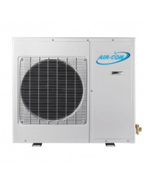 36000 BTU Air-Con Quad Zone Condenser Outdoor Unit Ductless Mini Split Air Conditioner Heat Pump 208-230V 21 SEER DC Inverter