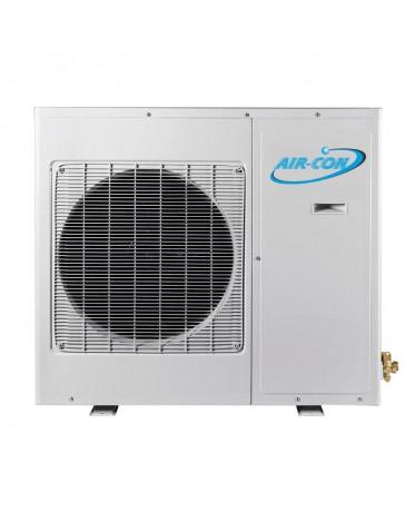 42000 BTU Air-Con Quad Zone Condenser Outdoor Unit Ductless Mini Split Air Conditioner Heat Pump 208-230V 21 SEER DC Inverter