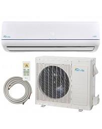 18000 BTU Senville Ductless Mini Split Air Conditioner Heat Pump 208-230V 20 SEER DC Inverter with Line Set