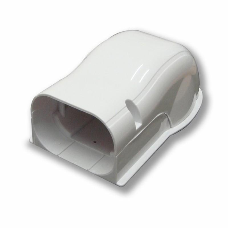 3 Quot 7 5 Ft Line Set Cover Kit For Split Air Conditioner