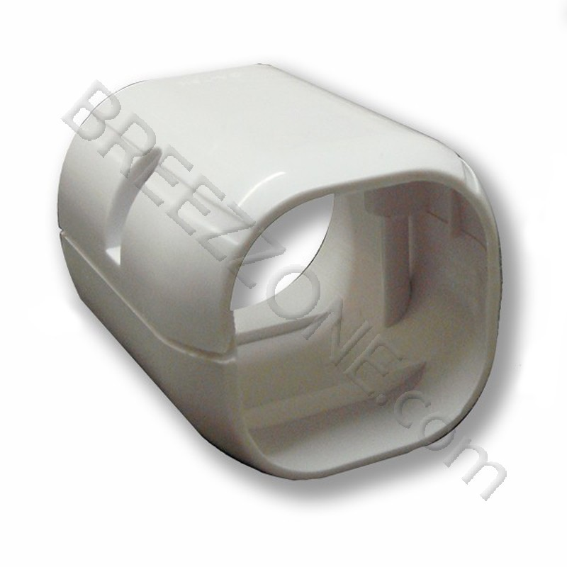 4 Quot End Cap Line Set Cover For Split Air Conditioner Amp Heat
