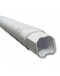 "3"" Flexible Joint Line Set Cover For Split Air Conditioner & Heat Pump Systems"